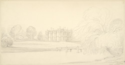 Design for Crewe Hall, Cheshire f76